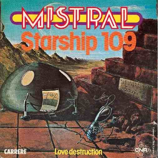 Starship 109